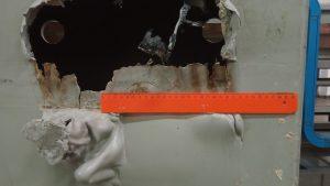 ремонт гальванической ванны